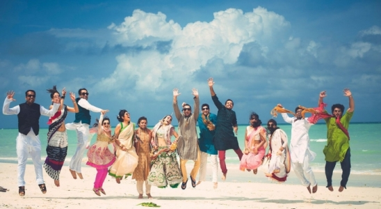 BEACH WEDDINGS IN ANDAMANS - NEAR DESERTED BEACHES & MARINE LIFE