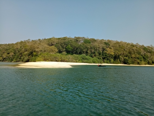 Long Island- Gateway to untouched Middle Andaman