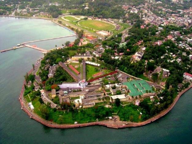 Shore & the City- Port Blair